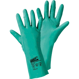 WORKY Chemikalienschutzhandschuh 1463-10 Nitril Gr.10 Produktbild