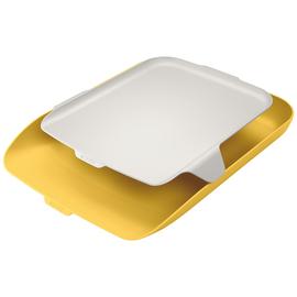 Leitz Briefkorb Cosy 52590019 +Organizer A4 PS gelb Produktbild