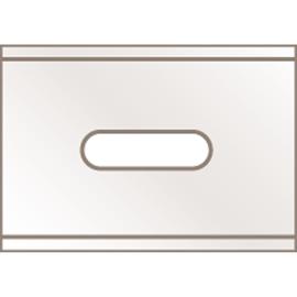 MARTOR Ersatzklinge Nr. 92 9266 Breitschliff 10St./Pack. (PACK=10 STÜCK) Produktbild