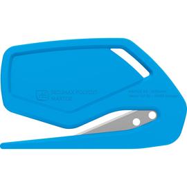 MARTOR Brieföffner Secumax Polycut 08500012.12 blau 10 St./Pack. (PACK=10 STÜCK) Produktbild
