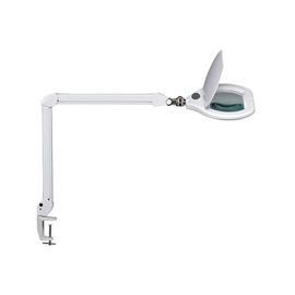 Maul LED-Lupenleuchte MAULcrystal 8266002 dimmbar weiß Produktbild