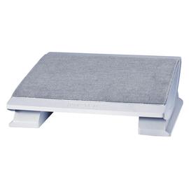 MAUL Fußstütze ergonomisch 9022585 45x39cm Kunststoff grau Produktbild