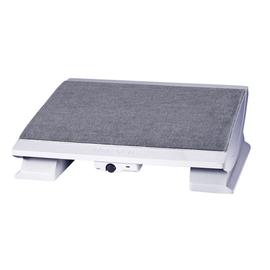 MAUL Fußstütze ergonomisch beheitzt 9025085 45x39cm Kunststoff grau Produktbild
