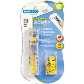 RAPESCO Supaclip Spender RP1370 mit Emojiclip  tr Produktbild