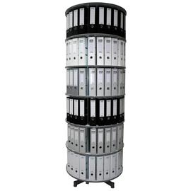 Reef Ordnersäule Typ R2 R2081B6 81cm 6Etagen lichtgrau Produktbild
