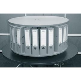 Reef Ordnersäule Typ RT RT081B1 1Etage lichtgrau Produktbild