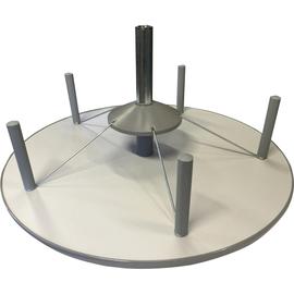 REEF Aufbauetage RE081BE h.grau 81cm f. RE081 Produktbild
