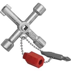 Schuebo Schaltschrankschlüssel 472 M03 7Funktionen Bitadapter Produktbild