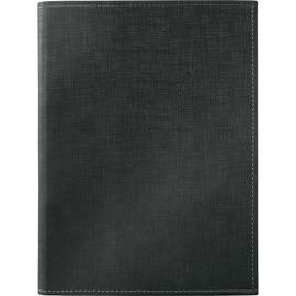 SIGEL Speisekartenmappe SM135 DIN A5 8S. Buchschrauben sw Produktbild