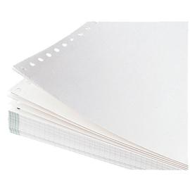 Soennecken Computerpapier 5917 240mmx12Zoll blanko 600 Bl./Pack. (PACK=600 STÜCK) Produktbild