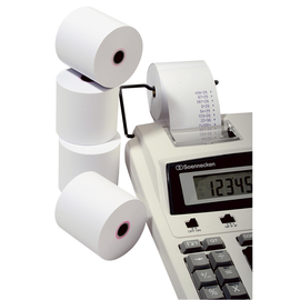 Soennecken Additionsrolle 4001 70mmx40m weiß 5 St./Pack. (PACK=5 STÜCK) Produktbild
