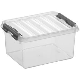 Sunware Aufbewahrungsbox Q-line H6162402 2l transparent Produktbild