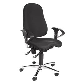 TOPSTAR Bürodrehstuhl Sitness® 10 SI59UG20 max. 110kg schwarz Produktbild