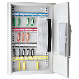 WEDO Schlüsselschrank 10263237 für 32Schlüssel lichtgrau Produktbild