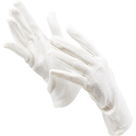 Handschuh 01050-10 Baumwolle Cat. 1 Größe10 1Paar Produktbild