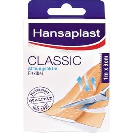 Hansaplast Pflaster CLASSIC 1009227 6cmx1m Produktbild