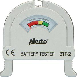 Alecto Batterietester Universal BTT-2 Produktbild