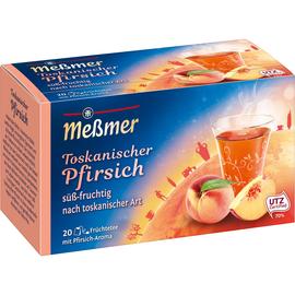 Meßmer Tee Toskanischer Pfirsich 105689 20 St./Pack. (PACK=20 STÜCK) Produktbild