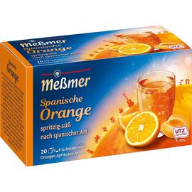 Meßmer Tee Spanische Orange 105687 20 St./Pack. (PACK=20 STÜCK) Produktbild