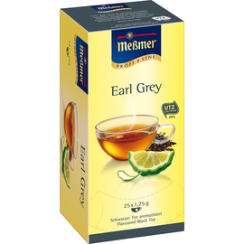 Meßmer Tee Earl Grey 105290 25 St./Pack. (PACK=25 STÜCK) Produktbild