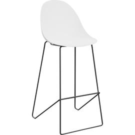 Paperflow Barhocker Void THVOIDX2.01.13 weiß 2St. (PACK=2 STÜCK) Produktbild