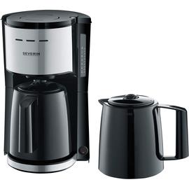 SEVERIN Kaffeemaschine KA 9253 2Thermokannen Produktbild