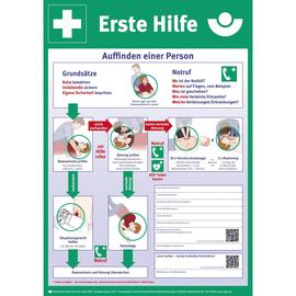 SÖHNGEN Plaket Anleitung Erste Hilfe 8001003 Produktbild