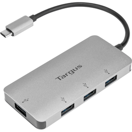 Targus USB-Hub ACH226EU USB-C 4fach Produktbild