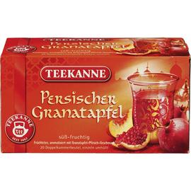 Teekanne Tee Persischer Granatapfel 6992 20 St./Pack. (PACK=20 STÜCK) Produktbild
