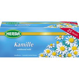 HERBA Tee Kamille 7670 25 St./Pack. (PACK=25 STÜCK) Produktbild