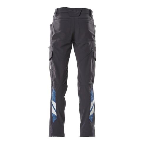 Hose, Schenkeltaschen, Stretch / Gr.  76C56, Schwarzblau Produktbild Additional View 2 L