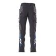 Hose, Schenkeltaschen, Stretch / Gr.  82C44, Schwarzblau Produktbild Additional View 2 S