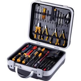 BERNSTEIN Werkzeugkoffer Elektriker 1500 41teilig schwarz Produktbild