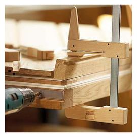 BESSEY Klemmzwinge Holz HKL 200/110 Spannbereich 200mm Ausladung 110mm Produktbild