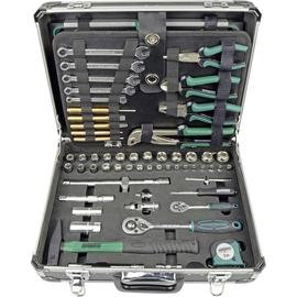BRÜDER MANNESMANN WERKZEUGE Werkzeugkoffer M29078 160teilig Produktbild