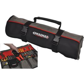 C.KMagma Werkzeugtasche MA2718 Rolle leer schwarz/grau Produktbild