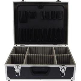TOOLCRAFT Werkzeugkoffer 1457111 460x165x360mm schwarz Produktbild