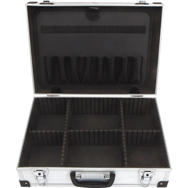 TOOLCRAFT Universal Werkzeugkoffer 1409403 unbestückt 430x145x315mm Produktbild