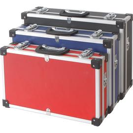 TOOLCRAFT Universal Werkzeugkoffer 1409404 unbestückt 3teilig Produktbild