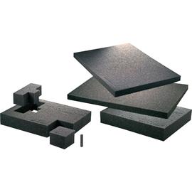 TOOLCRAFT Schaumstoffeinlage 821411 440x320x20mm Raster 20x20mm Produktbild