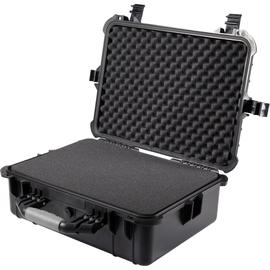 BASETech Werkzeugkoffer 1310220 leer schwarz Produktbild