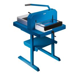 DAHLE Stapelschneider 00848-21166 Schnittlänge 475mm Metall blau/grau Produktbild