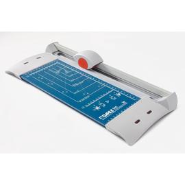 DAHLE Rollenschneider 00505-09301 213x477mm DIN A4 8Bl. Metall blau Produktbild