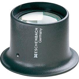 Eschenbach Uhrmacherlupe 1124110 (Ø)25mm anthrazit Produktbild