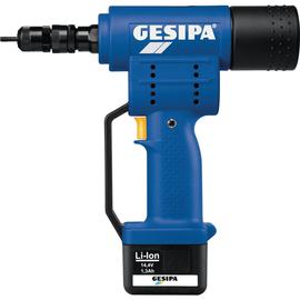 GESIPA Blindnietmuttergerät FireBird 1457414 LI-ION Akku 1,3AH Produktbild