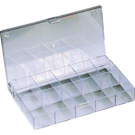 Hüfner Sortimentskasten 816566 164x31x101mm 10 Fächer Produktbild