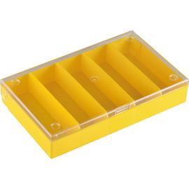Hüfner Sortimentskasten 800003 164x31x101mm Fächer: 5 Produktbild