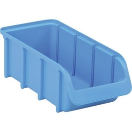 hünersdorff Lagersichtbox 682300 Größe2 215x100x75mm blau Produktbild