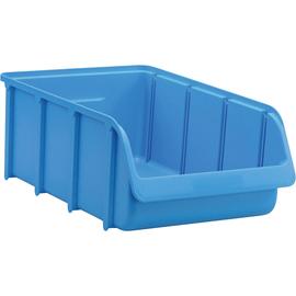 hünersdorff Lagersichtbox 675300 Größe5 495x315x185mm blau Produktbild