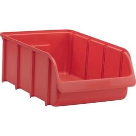 hünersdorff Lagersichtbox 675100 Größe5 495x315x185mm rot Produktbild